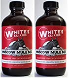 White's Elixirs Moscow Mule Mix 2 Pack