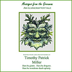 Messages from the Greenman Audiobook