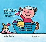 Katalin etxean laguntzen