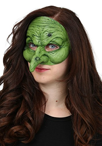 Costume Mask: Half Witch Mask