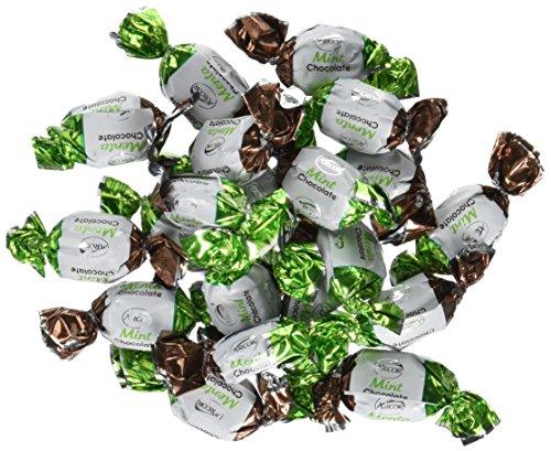 SweetGourmet Arcor Chocolate Filled Mint, 6lb ()