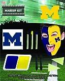 Paper Magic Men's The University Of Michigan Make-up Kit