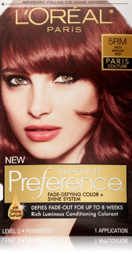 LOreal Paris Superior Preference Merlot