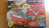 Disney Pixar Cars Widescreen DVD + Ultimate Ride Bonus DVD Wal-mart Exclusive 2-Pack