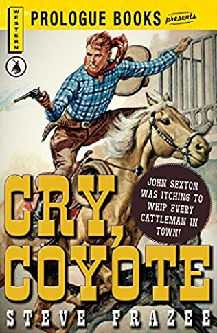 book cover of Cry, Coyote