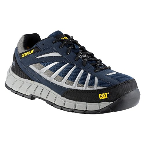 Caterpillar Scarpe Antinfortunistiche - Uomo Blu Navy