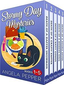 Stormy Day Mysteries: Series Bundle