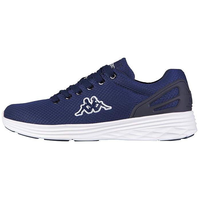 Kappa Follow Sneakers Damen Herren Unisex Marineblau/Weiß
