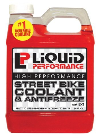 Liquid Performance Racing Street Bike Coolant and AntiFreeze 0535 by LIQUID PERFORM