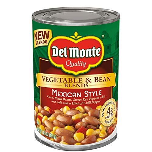 🥇 Del Monte Vegetable & Bean Blends