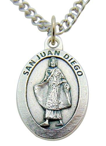 Juan Diego Medal - 5