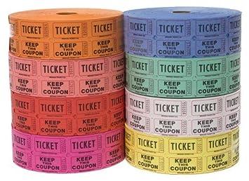 ruffle tickets