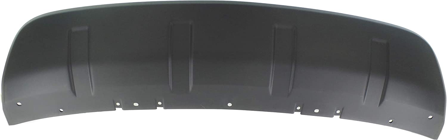 New Front Lower Valance For 2007-2009 Mitsubishi Outlander Lower Cover Primed MI1015101