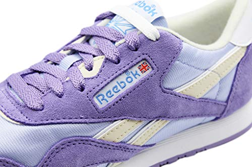 frozen Cl Lilac Fitness Violet 000 De Femme Multicolore Chaussures White Nylon Smoky Reebok Rqw0Cx66