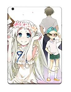 MING ZENG Scratch-free Phone Case For Ipad Air- Retail Packaging - Anohana