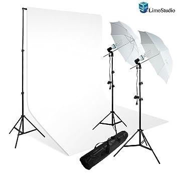 997eef2457a2 Amazon.com : LimoStudio 800-840W Photography Lighting Light Kit, 10 ...