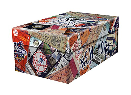 New York Yankees MLB Ticket Souvenir Box