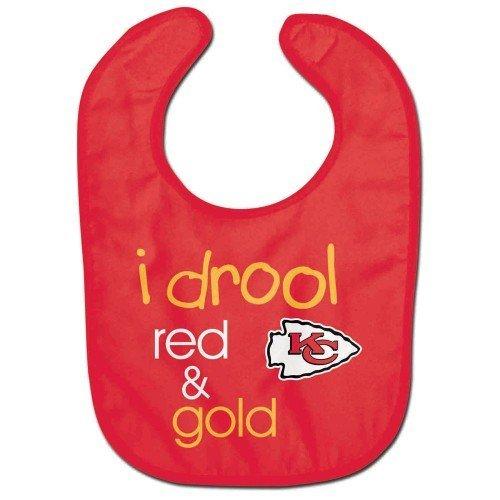 WinCraft NFL Kansas City Chiefs WCRA1962014 All Pro Baby Bib