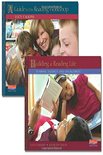 Units of Study for Teaching Reading Grades 3-5 (Lucy Calkins Units Of Study Grade 3)