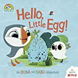 Books : Hello, Little Egg!: An Oona and Baba Adventure (Puffin Rock)