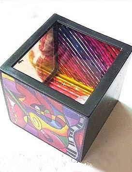 H&F@ caja mágica flash / hucha mágica (moneda invisible en la caja ...