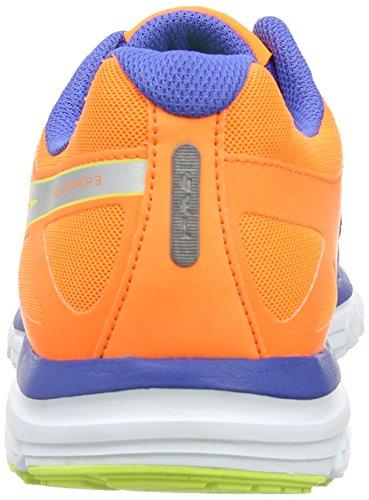 Asics Gel-Zaraca 3 - Zapatillas De Running para hombre Azul (Blue / Silver / Flash Yellow 4293)