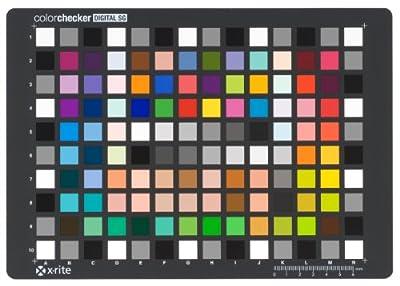 X-Rite Digital ColorChecker SG Imaging Accessory (MSDCCSG)
