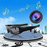 Full HD 1080P 1920 * 1080P Cámara 2.4 GHz V4.1 MP3 Gafas de Sol Grabación de Video Gafas Gafas Deportivas Cámara