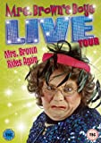 Mrs. Brown's Boys Live Tour Mrs. Brown Rides a [DVD] [Import]