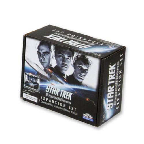 (HeroClix Star Trek Expeditions Game Expansion Set)