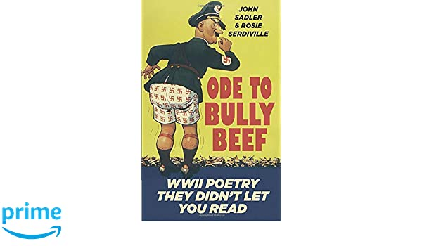 Ode to Bully Beef: Amazon.es: John Sadler: Libros en idiomas ...