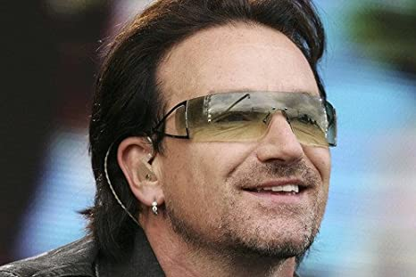 Bono Sunglasses 2017