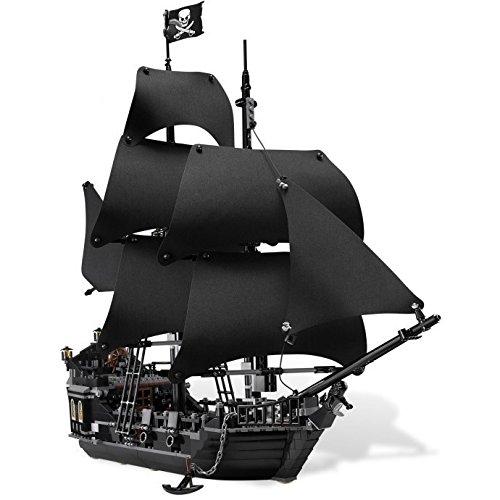 パイレーツ ブラックパール号 4184 風 LEGO互換品 レゴ風