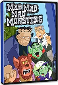 Mad, Mad Monsters
