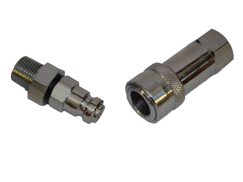 Hydraulic Male Coupler 10000 PSI HH-2//V