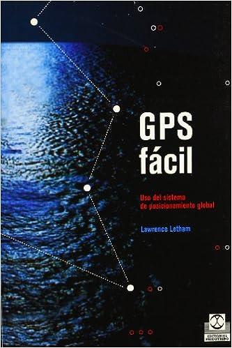 Libro orientación con GPS