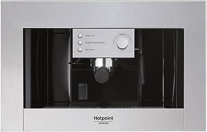 Hotpoint CM 5038 IX HA Integrado Semi-automática - Cafetera ...