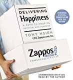 img - for By : Delivering Happiness: A Path to Profits, Passion, and Purpose [Audiobook] book / textbook / text book