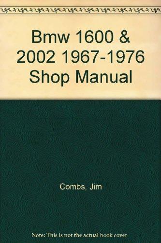 Bmw 1600 & 2002 1967-1976 Shop -