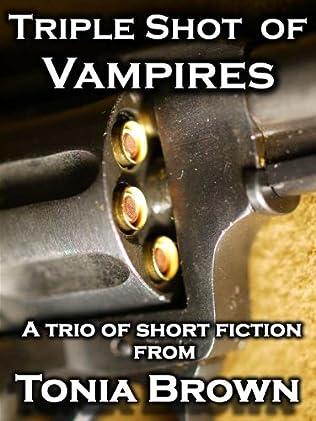 book cover of Triple Shot of Vampires
