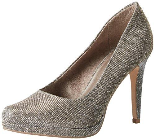 Femme 22446 Tamaris Escarpins Glam Argent platinum 970 qS4Ez