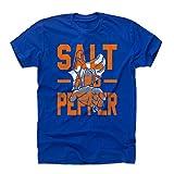 New York Todd Frazier Salt and Pepper Adult Shirt - Blue Tee