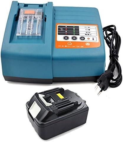 Batería de repuesto para Makita batería de Pack BL 1840 18 V 4,0 ...