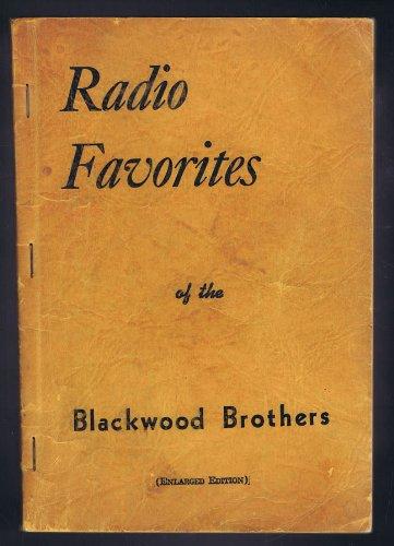 Stamps Quartet Music (Radio Favorites of the Blackwood Brothers)