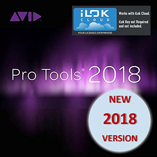 Avid Pro Tools 2018 (Download Card Only - Activate with iLok Cloud) by Avid