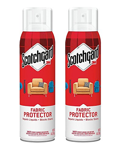 3m Scotchgard Fabric (Scotchgard Fabric & Upholstery Protector, 2 Cans/14-Ounce (28 Ounces Total))