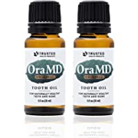 OraMD Original Dentist Recommended Toothpaste and Mouthwash Alternative for Healthy Gums & Teeth Mouthwash Breath…