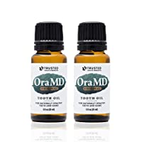 OraMD Original Dentist Recommended Toothpaste and Mouthwash Alternative for Healthy...