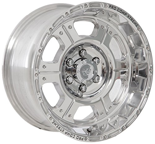 - Pro Comp Alloys Series 89 Wheel with Polished Finish (16x8/6x139.7mm)