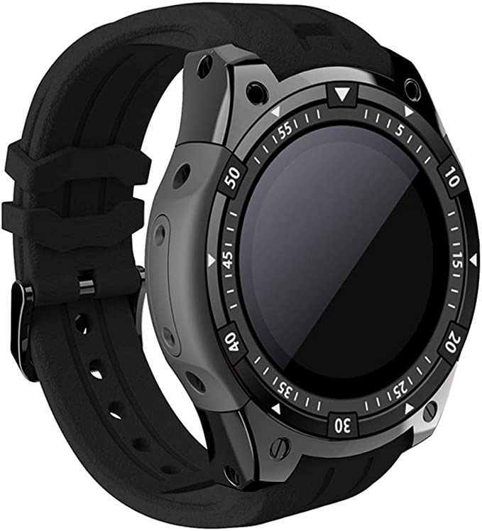 Amazon.com : WTGJZN SmartWatch X100 Android 5.1 MTK6580 3G ...